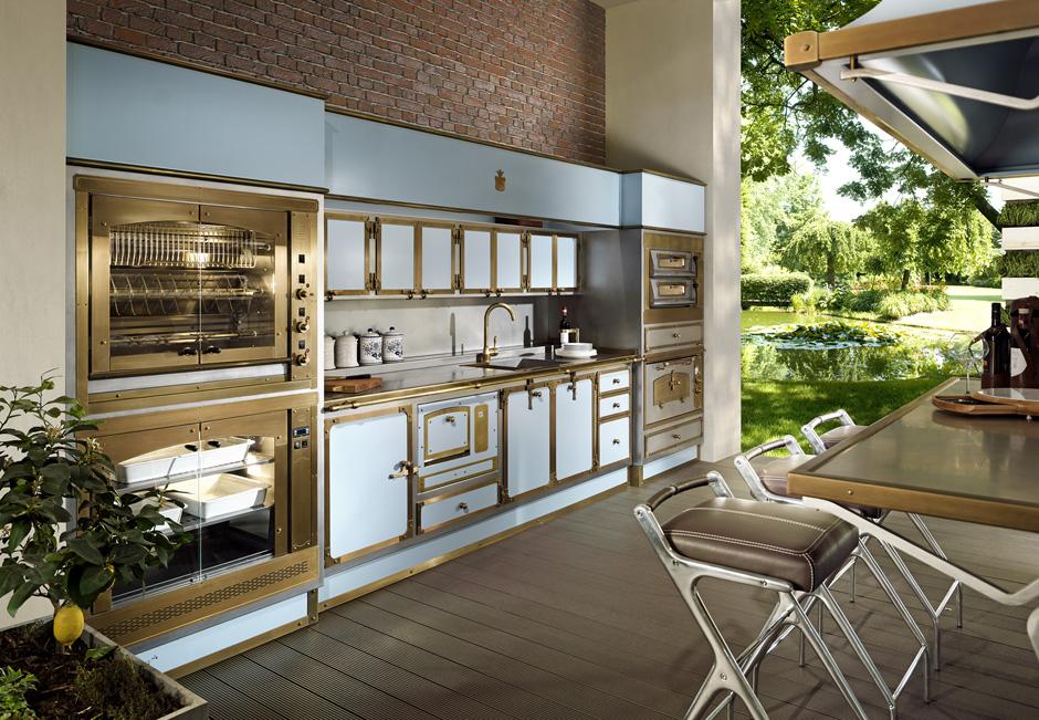 Как обустроить летнюю кухню: полезные советы и новинки (галерея 8, фото 0)