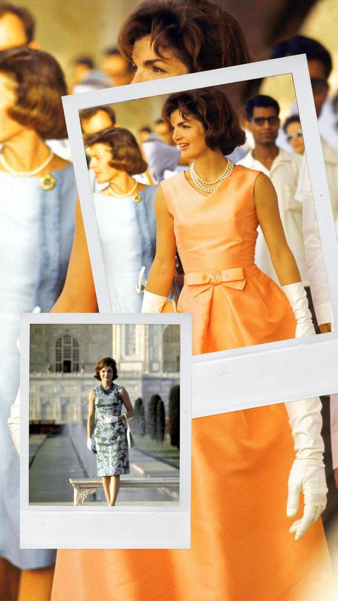 Стиль Жаклин Кеннеди: идеал доведенный до канона (фото 1)