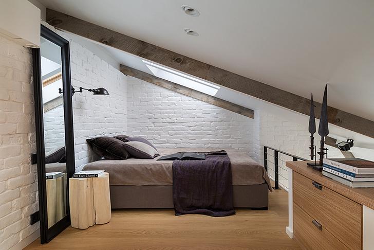 7 правил интерьера маленькой спальни (фото 14)