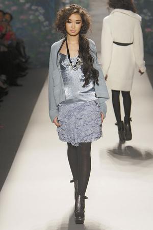 Показ Tracy Reese коллекции сезона Осень-зима 2010-2011 года prêt-à-porter - www.elle.ru - Подиум - фото 145108