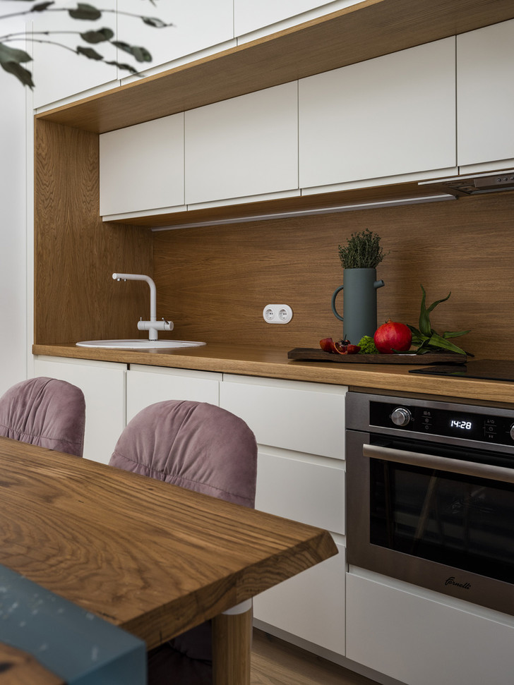 Студия 37 м² в скандинавском стиле (фото 5)