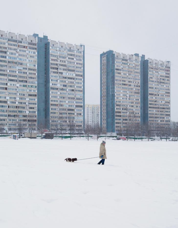 Архитектура в негативах: фотопроект Zupagrafika (фото 4)