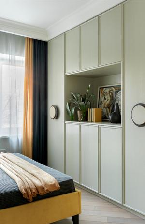 Квартира 80 м² в Москве в стиле современная классика (фото 13.1)