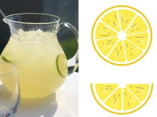 7 рецептов домашнего лимонада (фото 37)