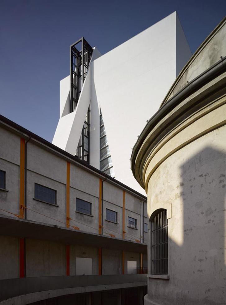 Новое здание Fondazione Prada в Милане откроется в апреле (фото 4)