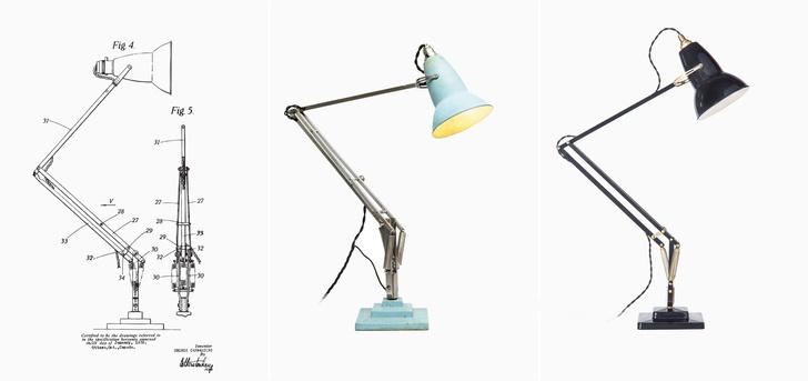Культовый объект: светильник Tizio Ричарда Саппера (фото 8)