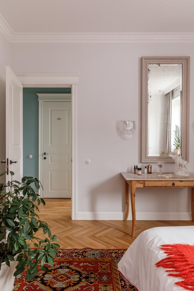 Эклектичная квартира 100 м² в центре Краснодара (фото 18)