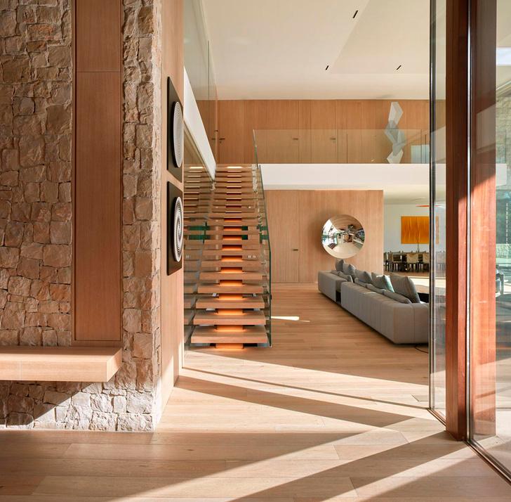 Чистый дзен: проект архитектора Рамона Эстеве в Мадриде (фото 10)