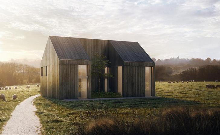 Доступная архитектура: модульные дома Дэвида Аджайе (фото 6)