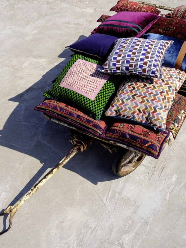 Сказка странствий: самые модные ковры сезона (фото 6)