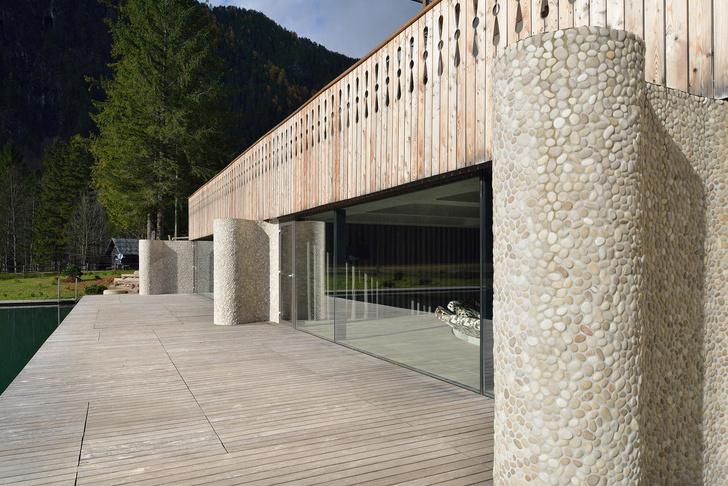 Семейный бутик-отель с велнес-центром в Словенских Альпах (фото 13)