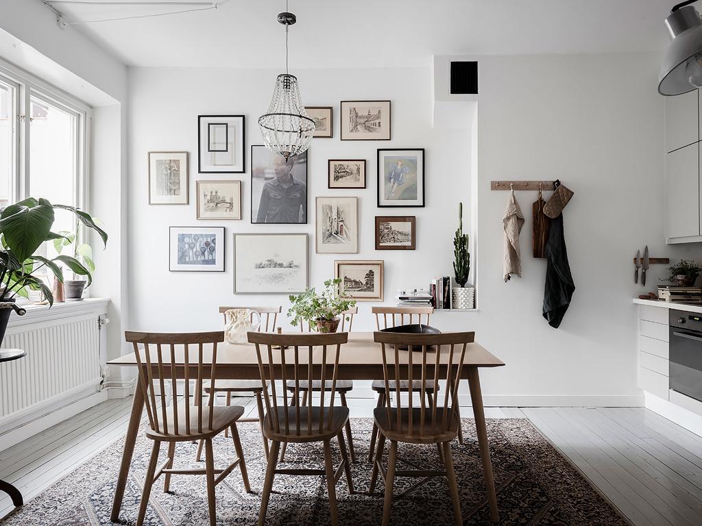 Интерьер в скандинавском стиле: 25 примеров (галерея 1, фото 3)