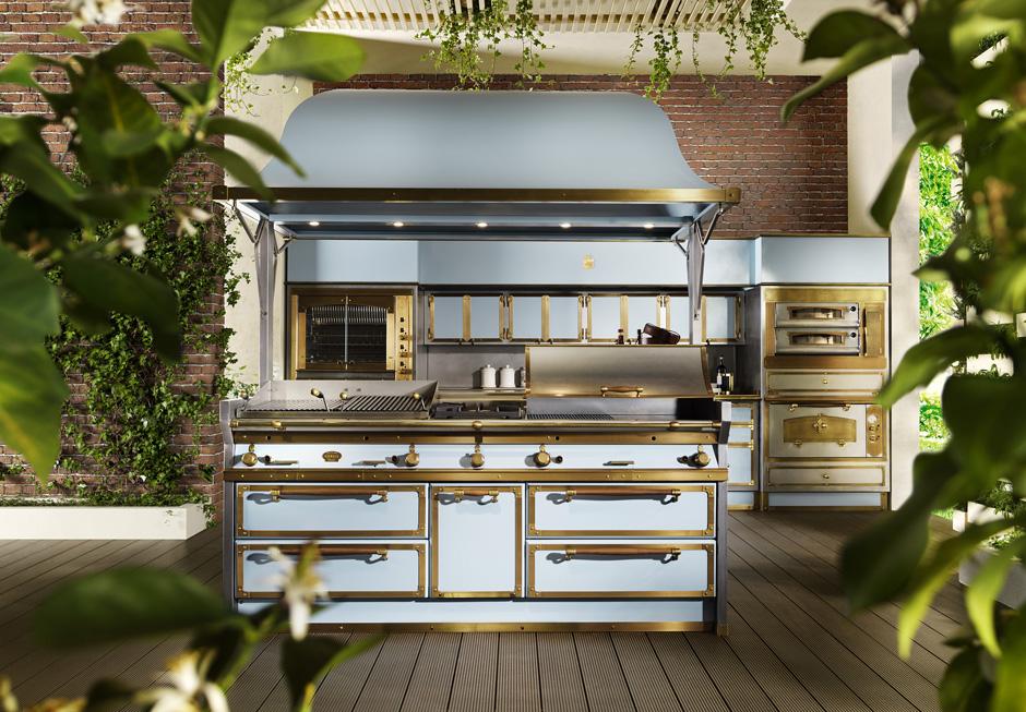 Как обустроить летнюю кухню: полезные советы и новинки (галерея 8, фото 1)