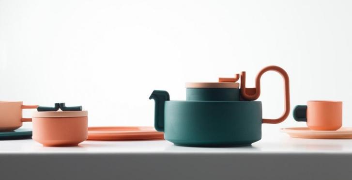 Чайный сервиз Бетан Лоры Вуд для Rosenthal (фото 2)