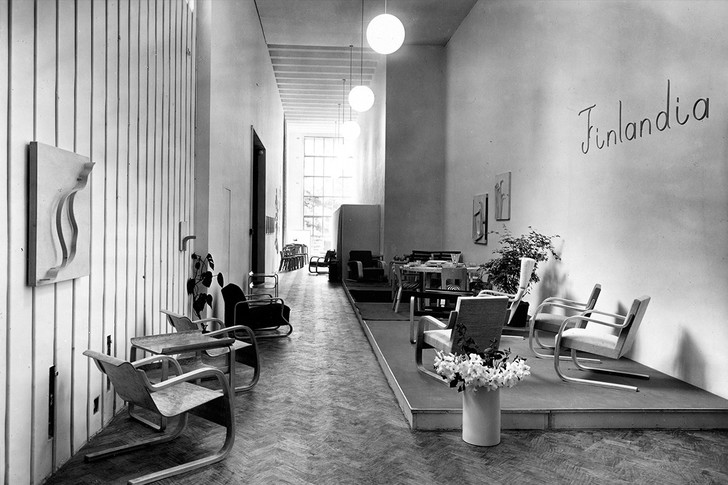 История дизайна: Айно и Алвар Аалто (фото 18)