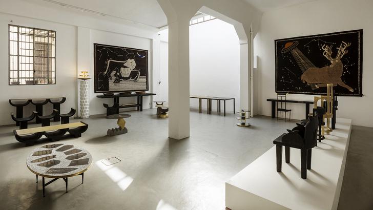 Грузинская эстетика студии Rooms (фото 12)