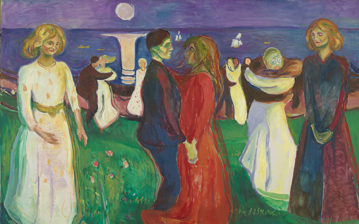 В Третьяковской галерее открывается выставка Эдварда Мунка (фото 4)