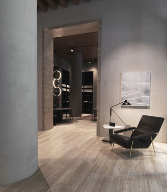 Винсент ван Дуйсен оформил бутик The Molteni Group в Нью-Йорке (фото 15.1)