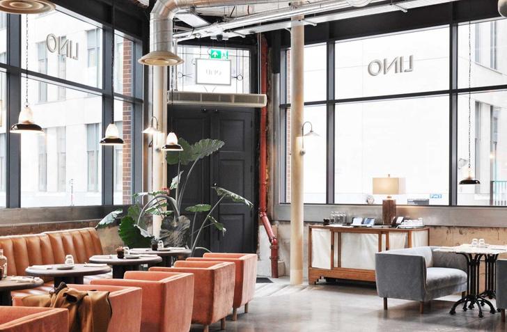 Лондонский ресторан в скандинавском стиле (фото 4)