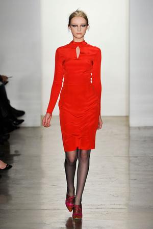 Показы мод Sophie Theallet Осень-зима 2012-2013 | Подиум на ELLE - Подиум - фото 1637