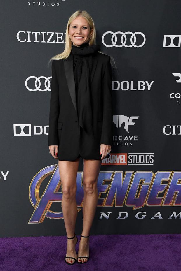 Весь Голливуд в сборе: 25 звездных образов на мировой премьере «Мстителей» (фото 5)