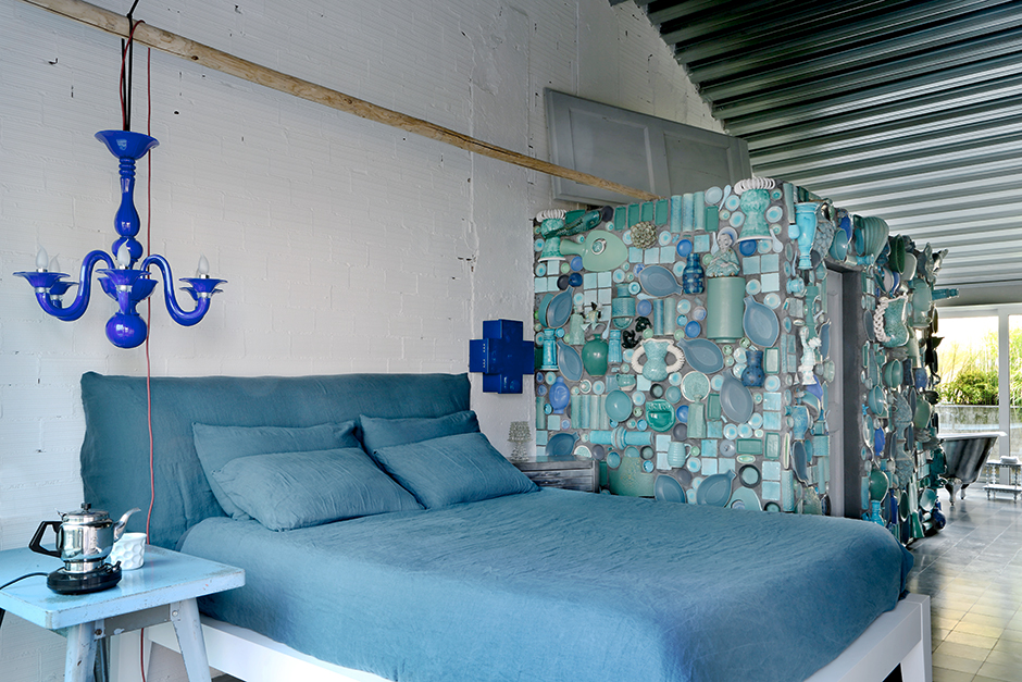 Синие спальни (галерея 0, фото 0)