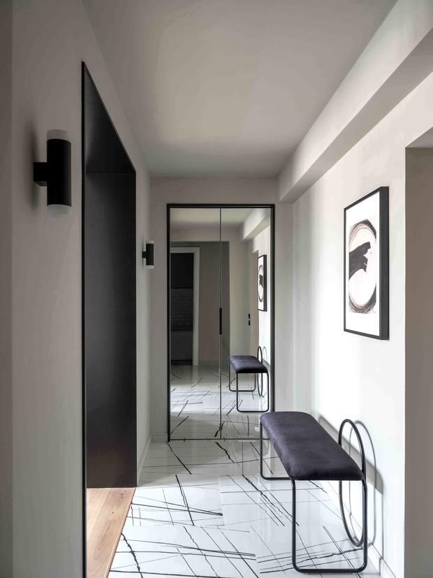 Московская квартира 49 м² в экостиле: проект Анны Васильевой (фото 9)
