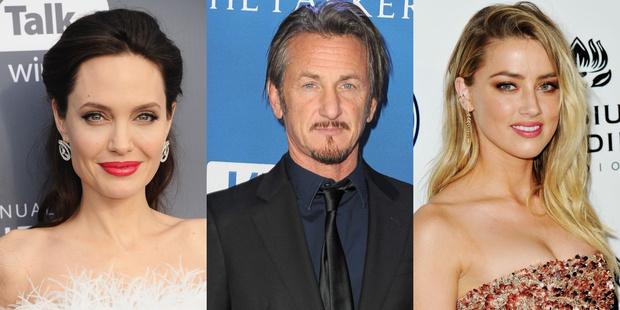 Неутомимый Шон Пенн: Анджелина Джоли или Эмбер Херд? (фото 1)
