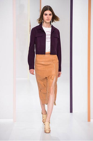 Вещи вне времени и вне тенденций в новой коллекции Hermès | галерея [1] фото [39]