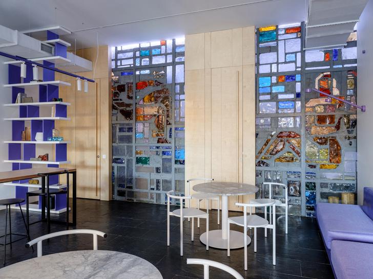 Новая кофейня и лекторий на Украинском бульваре (фото 5)