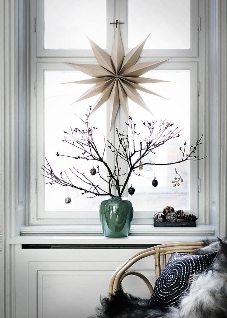 Украшаем дом к Новому году: 10 простых идей (фото 17)