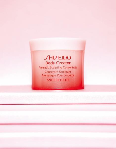 Aromatic Sculpting Concentrate, Body Creator, Shiseido