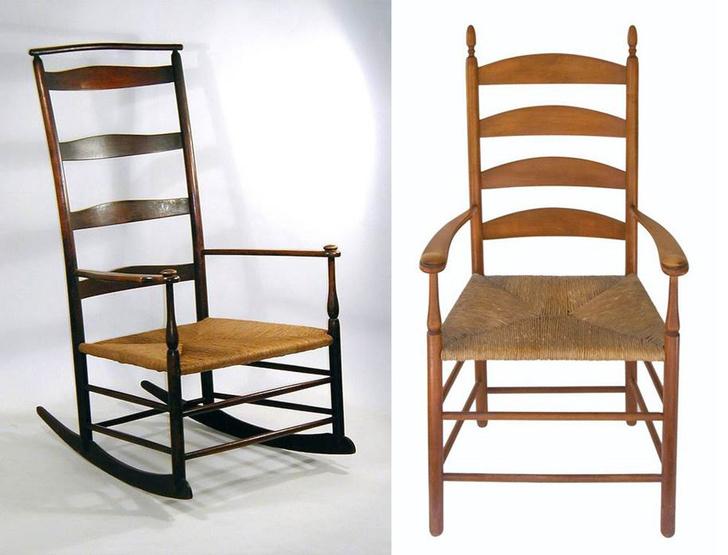 Святая простота: мебель в стиле шейкер