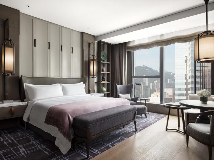 Новый отель The St. Regis в Гонконге (фото 3)