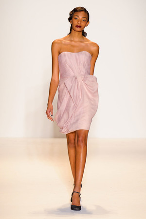 Показы мод Lela Rose Осень-зима 2011-2012 | Подиум на ELLE - Подиум - фото 2394