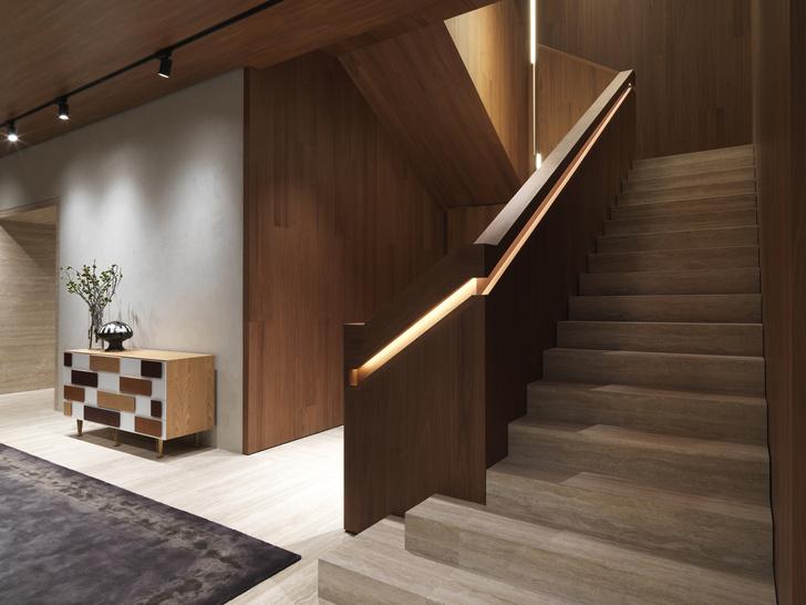 Винсент ван Дуйсен оформил бутик The Molteni Group в Нью-Йорке (фото 1)