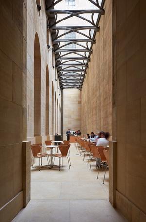 Реновация музея в Филадельфии: проект Фрэнка Гери (фото 3.1)