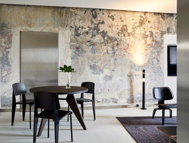 Необычный отель от Жана Нувеля The Rooms of Rome (фото 8)