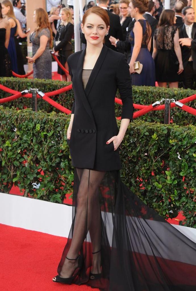 Эмма Стоун в Christian Dior Couture