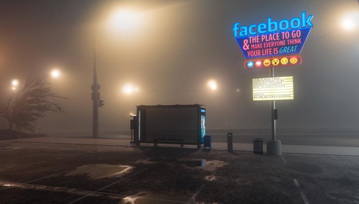 Инстаграм недели: антисоциальные сети Майка Кампау (фото 1)