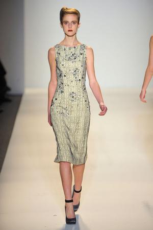 Показы мод Lela Rose Осень-зима 2012-2013 | Подиум на ELLE - Подиум - фото 1690