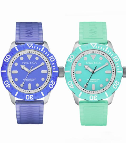 Модные часы 2013 ярких цветов