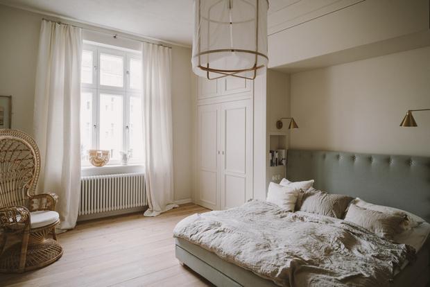 Элегантная квартира в довоенном доме (фото 9)