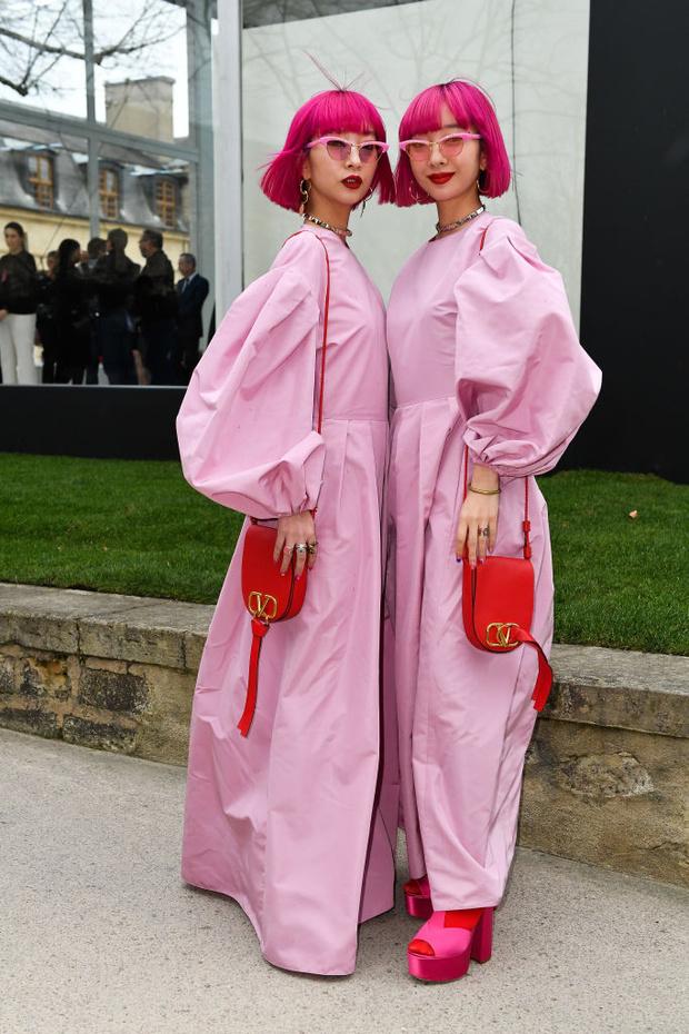От Наоми Кэмпбелл до Оливии Палермо: самые красивые гости шоу Valentino (фото 5)