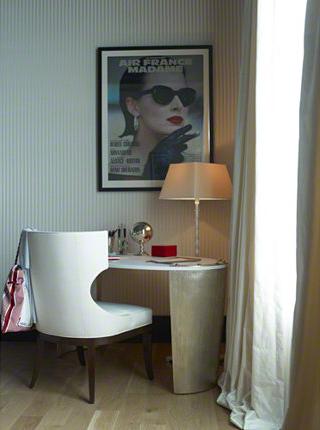 мебель дизайнера Жака Гарсиа