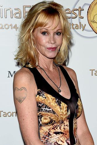 Татуировки звезд, вдохновленные бывшими возлюбленными (фото 34)