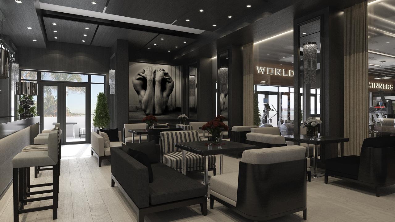 World Class открывает клуб в Монако | галерея [1] фото [6]