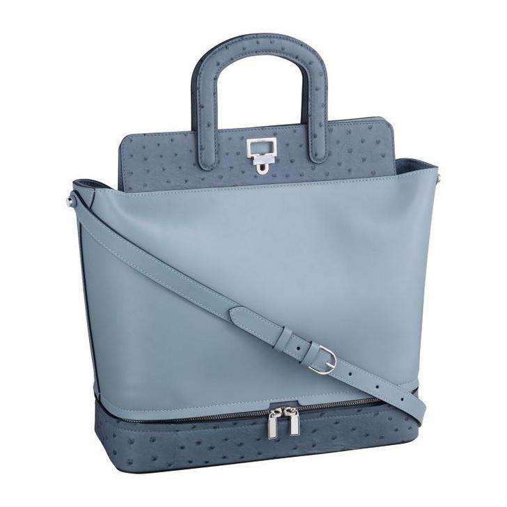 В бутике Cartier появилась новая версия сумки Jeanne Toussaint