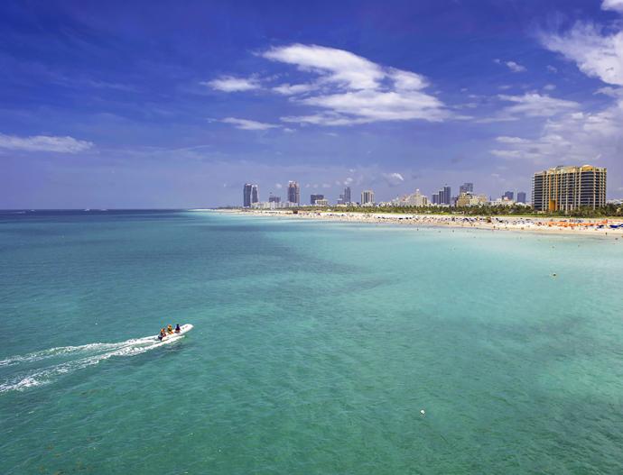 Саут-Бич, Майами, штат Флорида