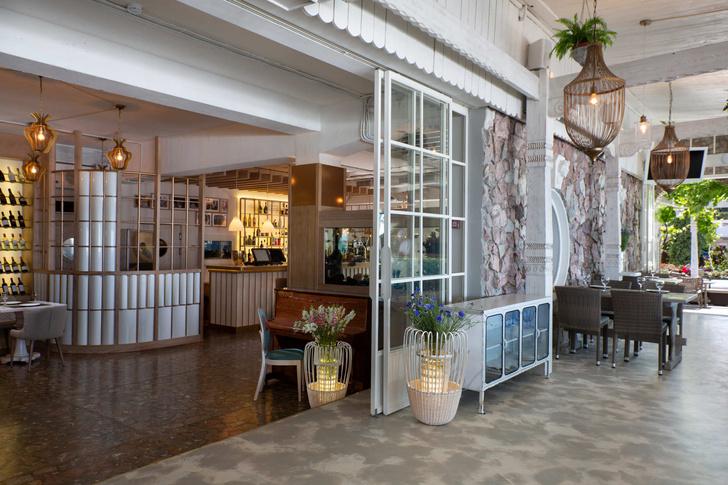 """Ресторан """"Дионис"""": возрождение легенды на побережье Черного моря (фото 8)"""